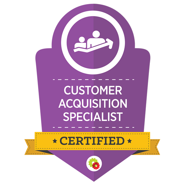 Ken Course - Certified Customer Acquisition Specialist
