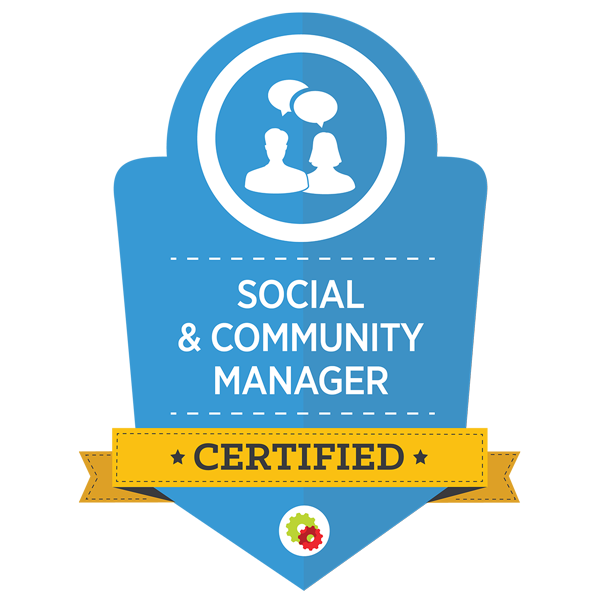 Ken Course - Certified Social and Community Manager