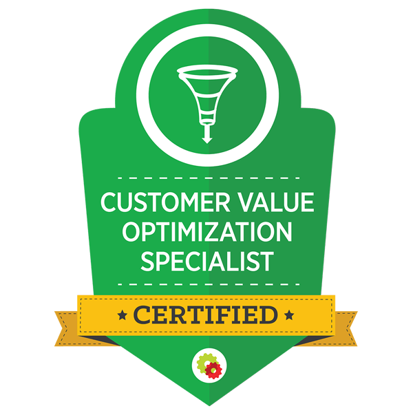 Ken Course - Certified Customer Value Optimization Specialist