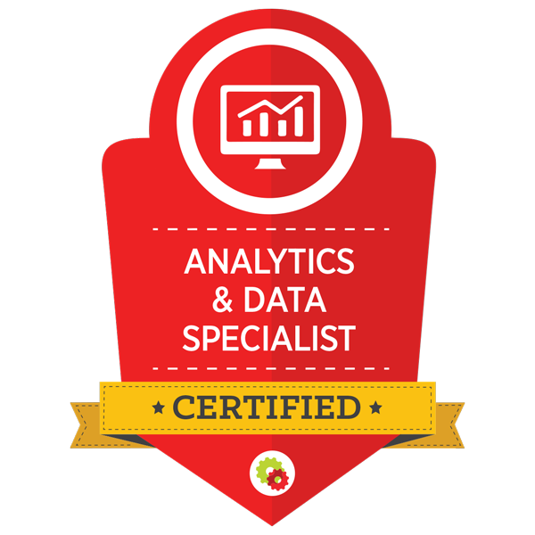 Ken Course - Certified Analytics and Data Specialist