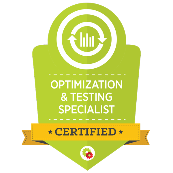 Ken Course - Certified Optimization and Testing Specialist