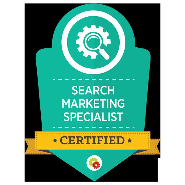 Ken Course - Certified Search Marketing Specialist